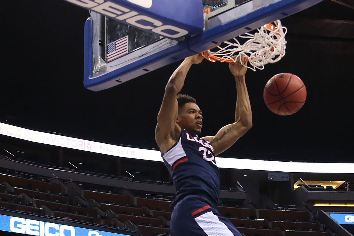 Shonn Miller would love to win a championship at UConn after three seasons in the Ivy League.
