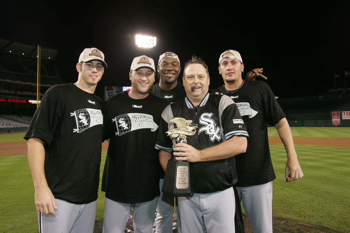 Flashback: The White Sox win the pennant! The White Sox win the pennant! -  South Side Sox