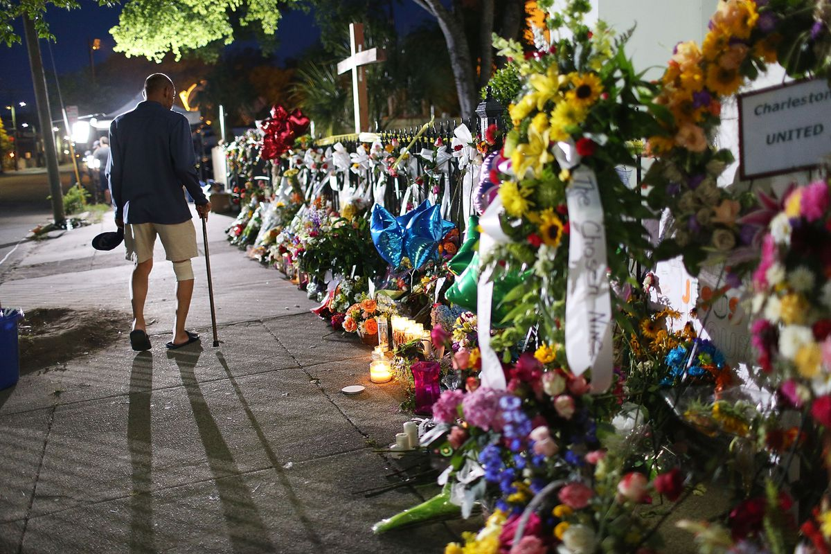 Forgiveness in the wake of the Charleston shooting does not absolve