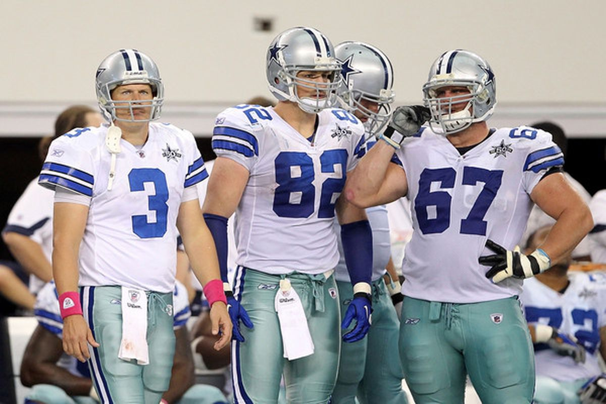 <em>Hey guys, remember us?</em> The head coaching position might be the hottest topic in the Cowboys Kingdom, but players make the plays and there is activity in their world as well.
