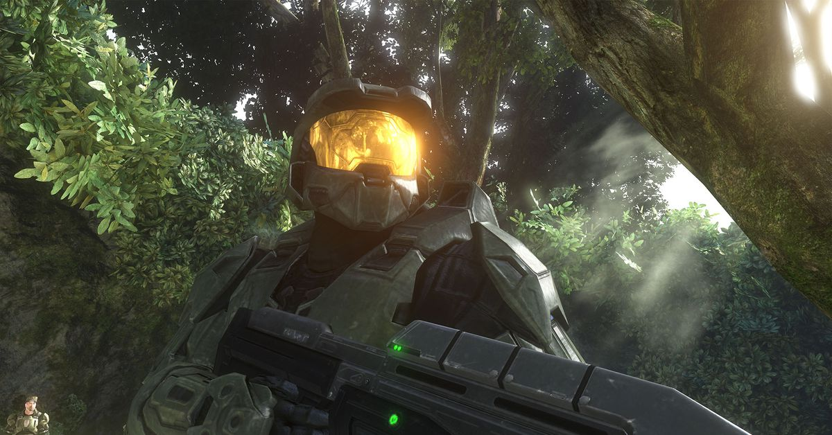 Halo 3 and other Xbox 360 games will look better on Xbox One X