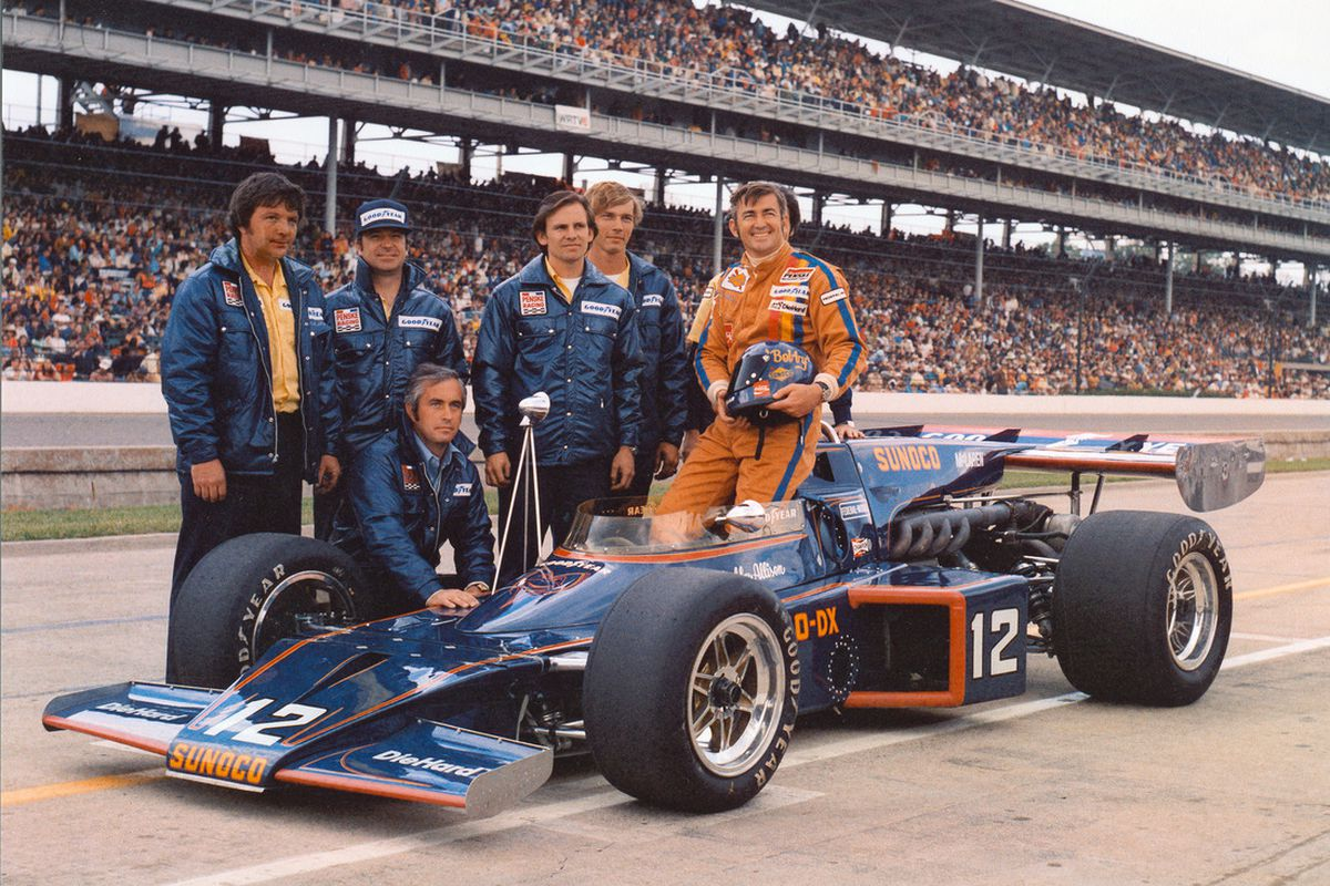 My first introduction to NASCAR legend Bobby Allison was a pre-race story told about him prior to the 1973 Indianapolis 500. (Photo: IMS)
