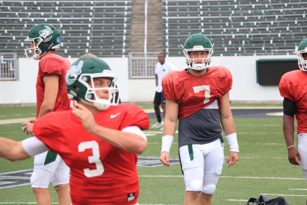 cheap for discount af923 706aa Charlotte 49ers 2019 Preview: QB battle insight and starters ...