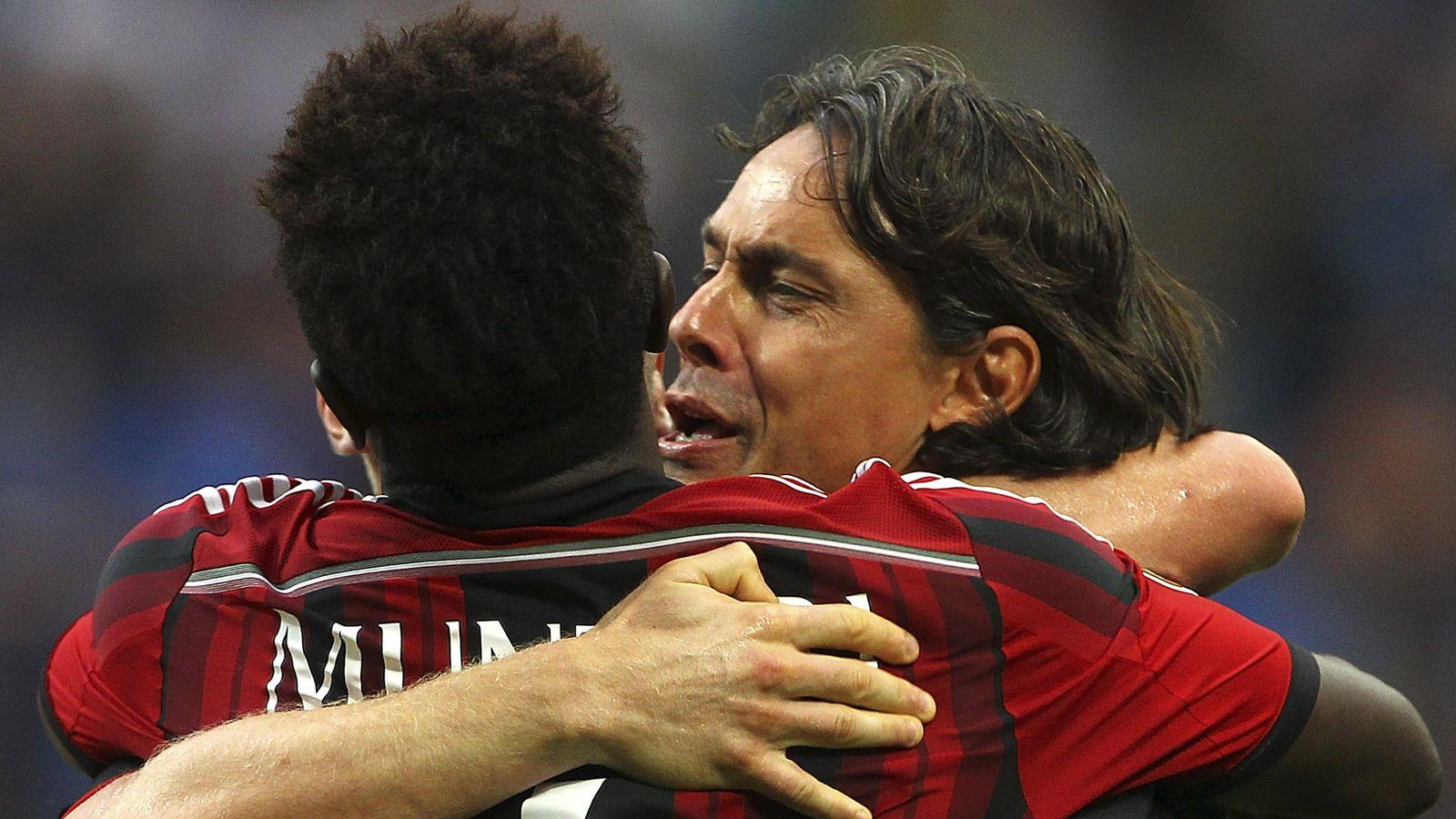 AC Milan vs. Lazio: Final score 3-1, Filippo Inzaghi starts with a win - SB Nation