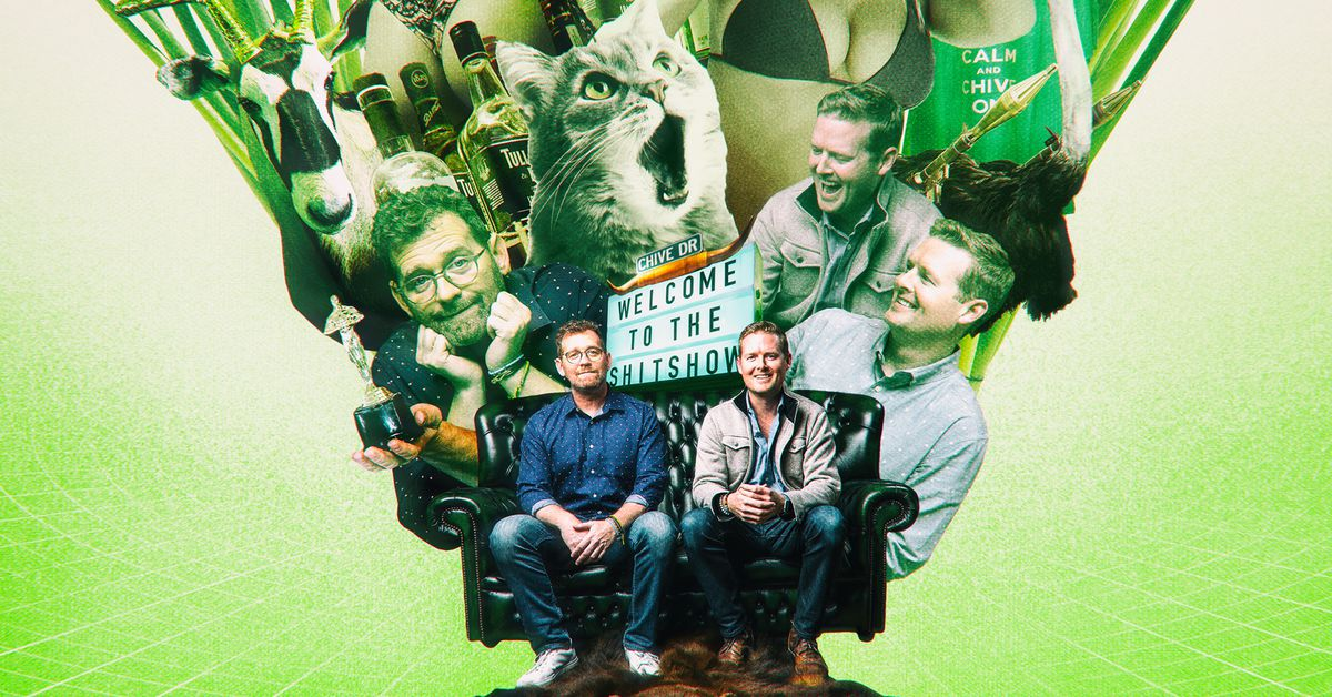 Boob job: how The Chive built an empire out of bro-bait
