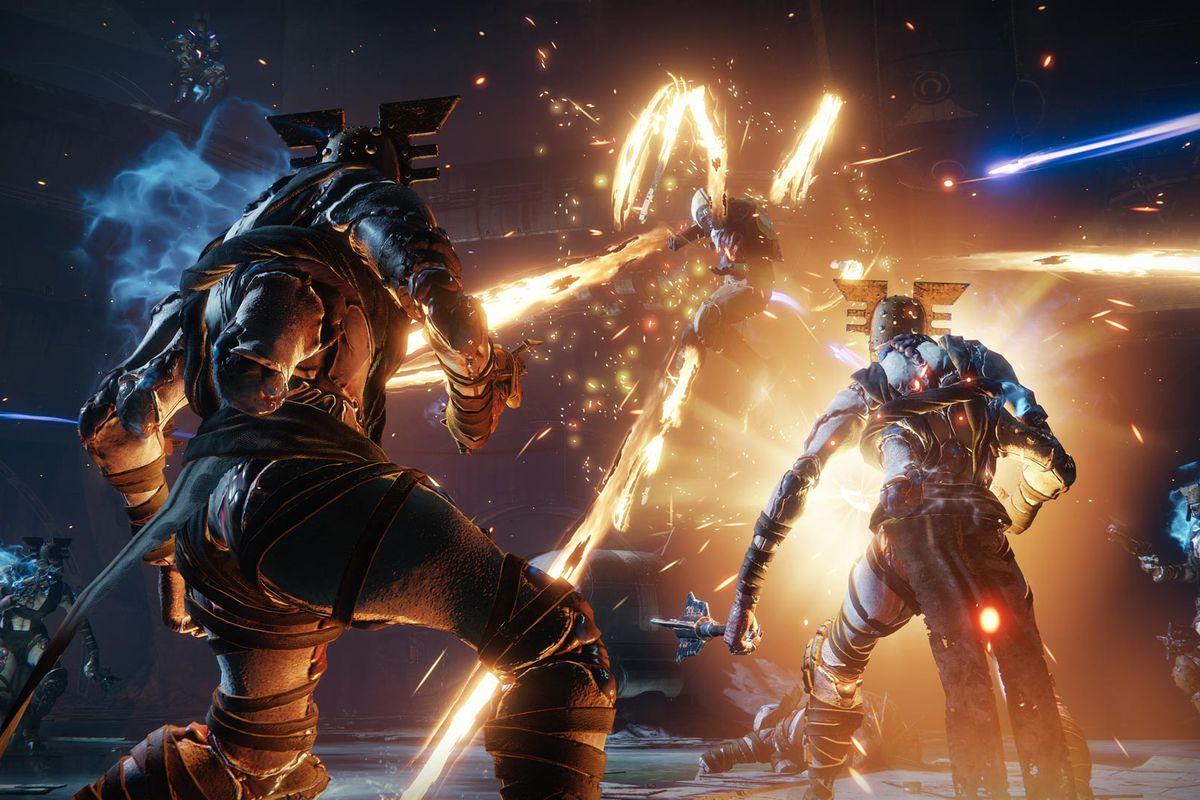 Destiny 2 Drops All Platform Exclusives Adding Cross Platform Saves Polygon
