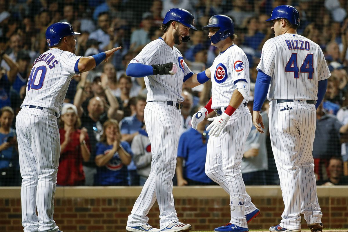 Cubs 8, Phillies 4: Everyone digs the long ball - Bleed