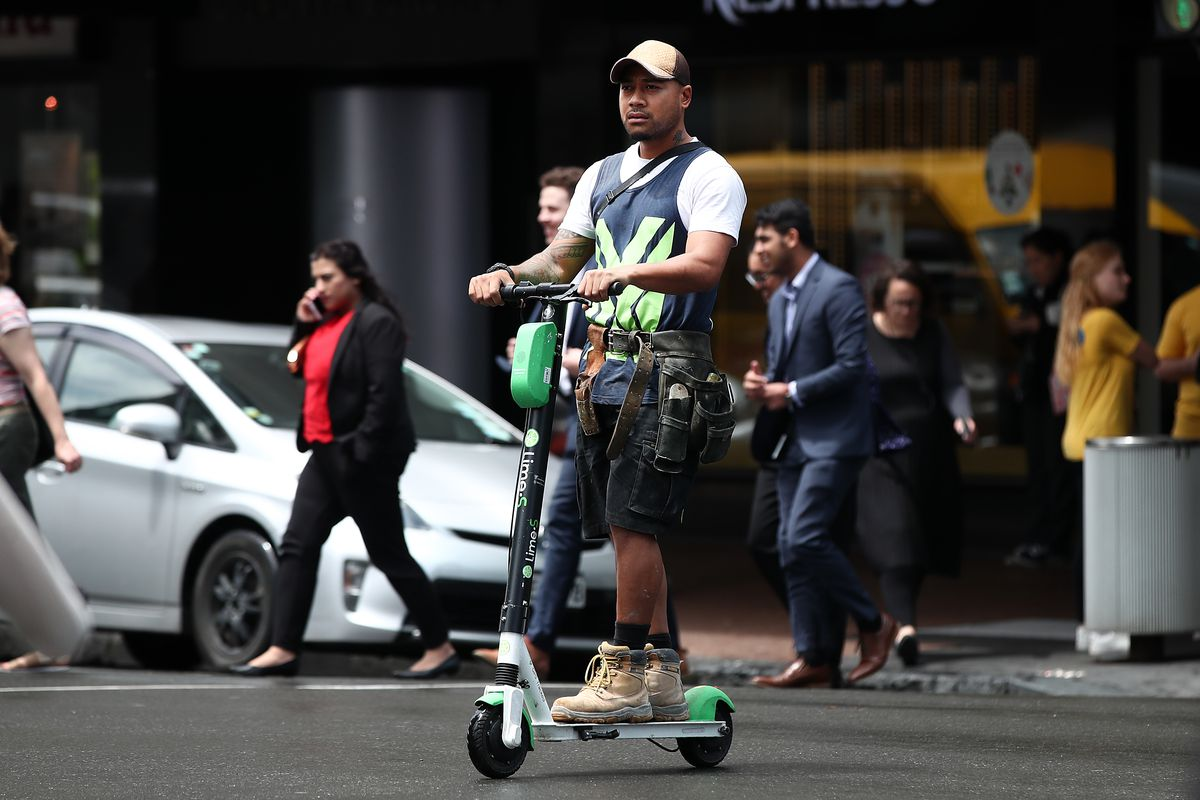Electric scooters need to toughen up — and stay out of lakes — if