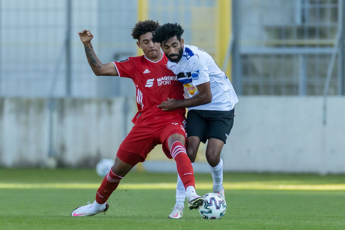 Bayern Muenchen II v SV Waldhof Mannheim - 3. Liga