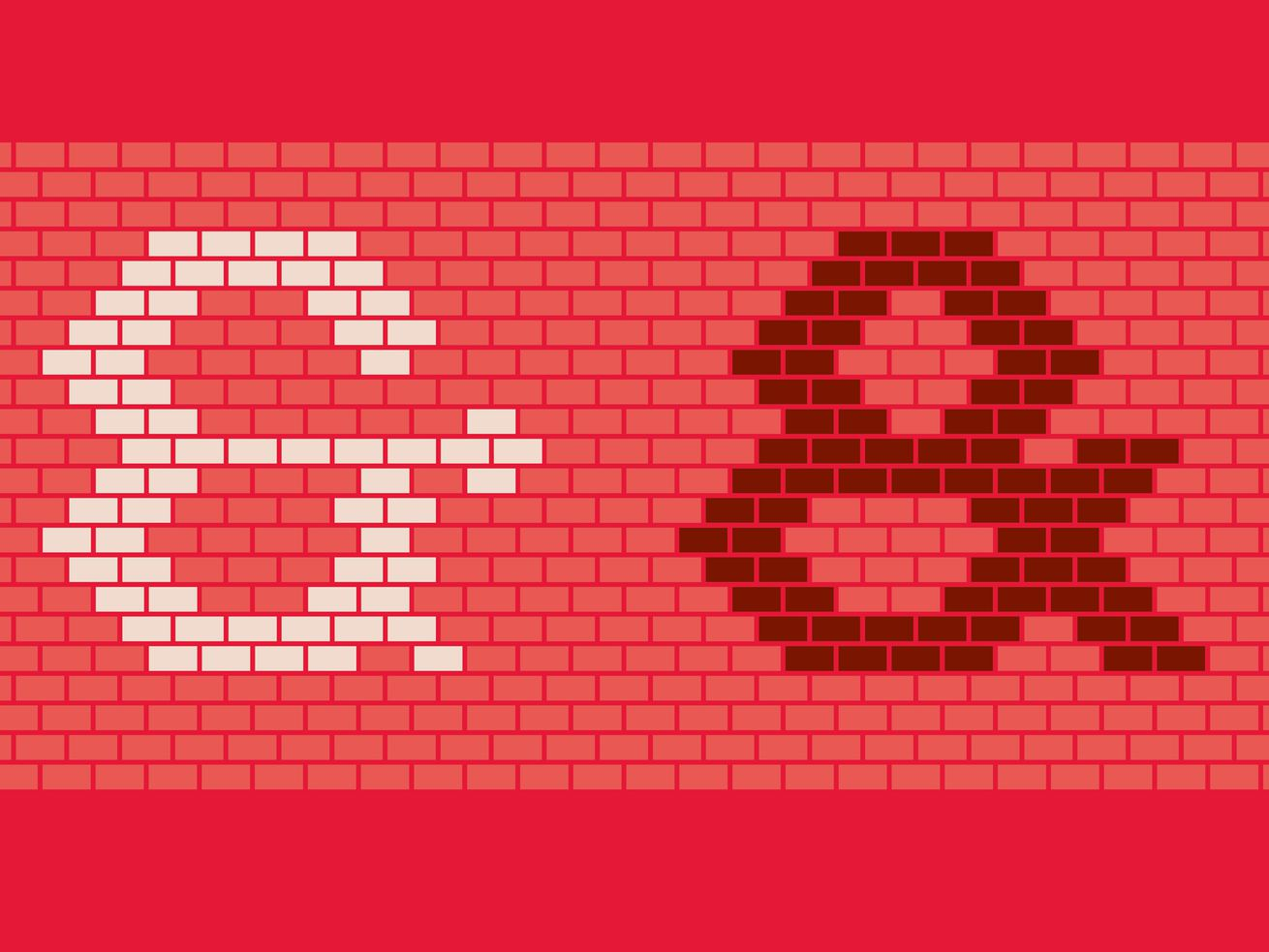 Clever new font is inspired by brick masonry - Architecture