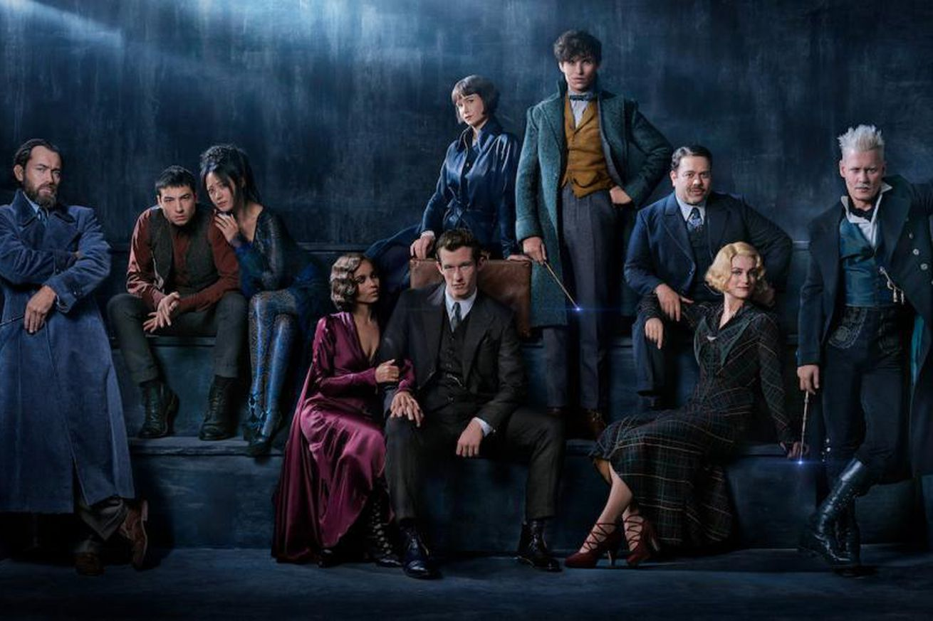 the title of the next fantastic beasts film teases an important part of harry potter lore