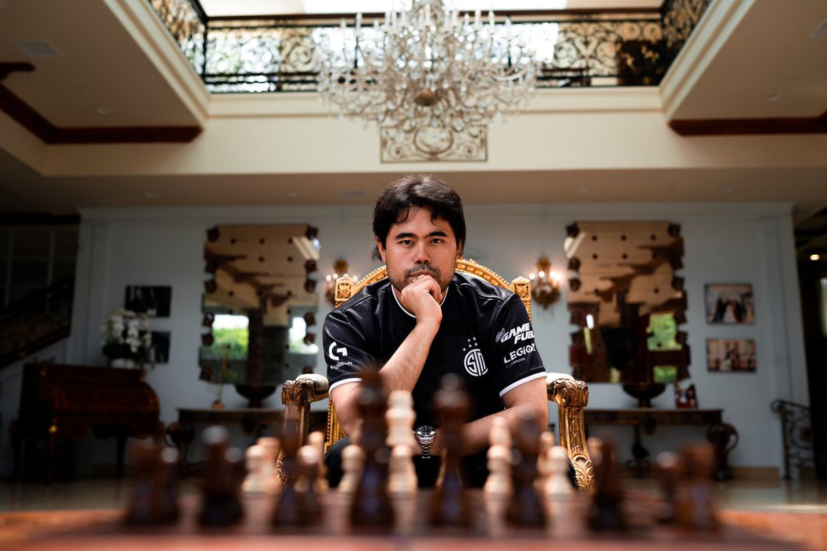 Hikaru Nakamura one of the best chess players in the world joins TSM