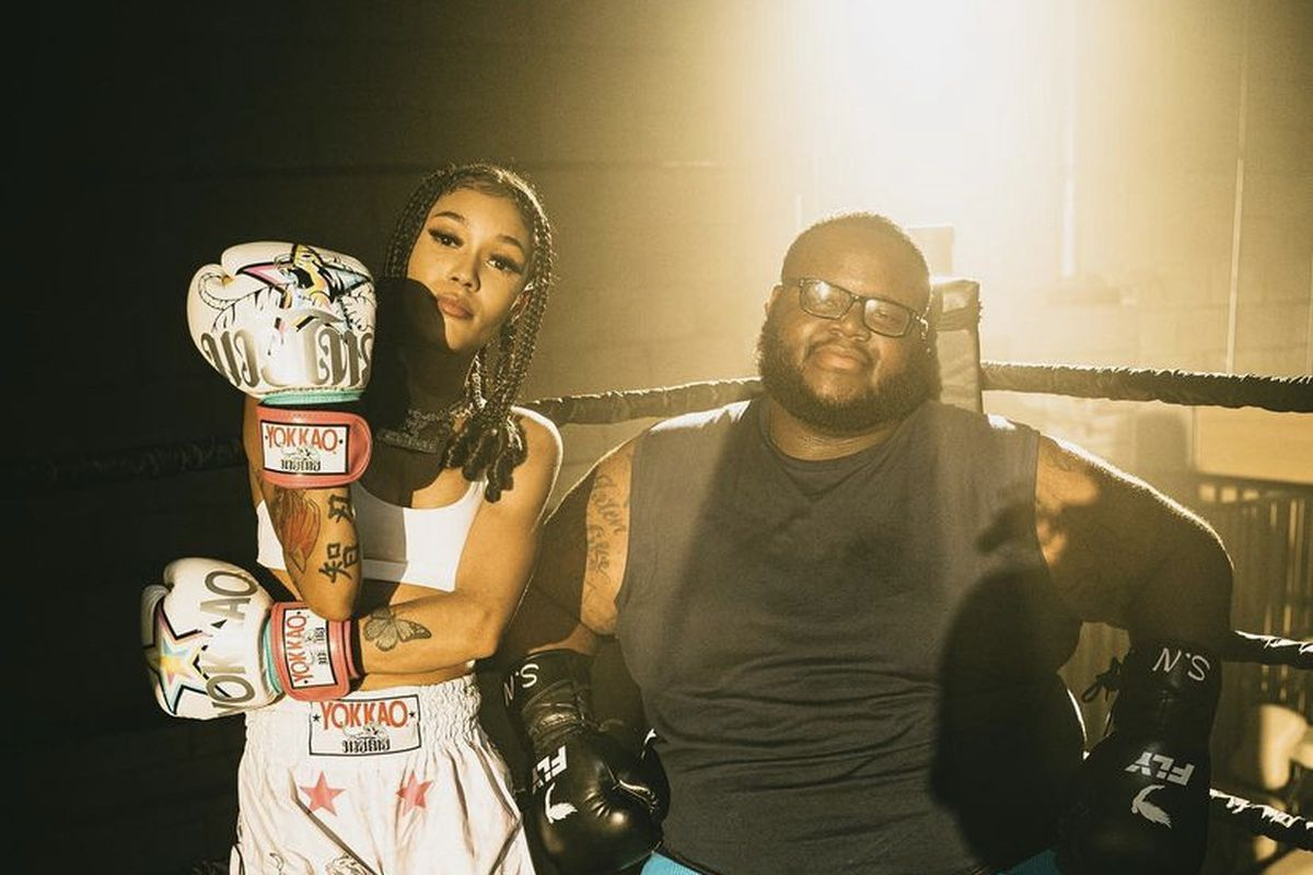 """Bfb Da Packman and Coi Leray battle it out in """"Ocean Prime"""" visual - REVOLT"""
