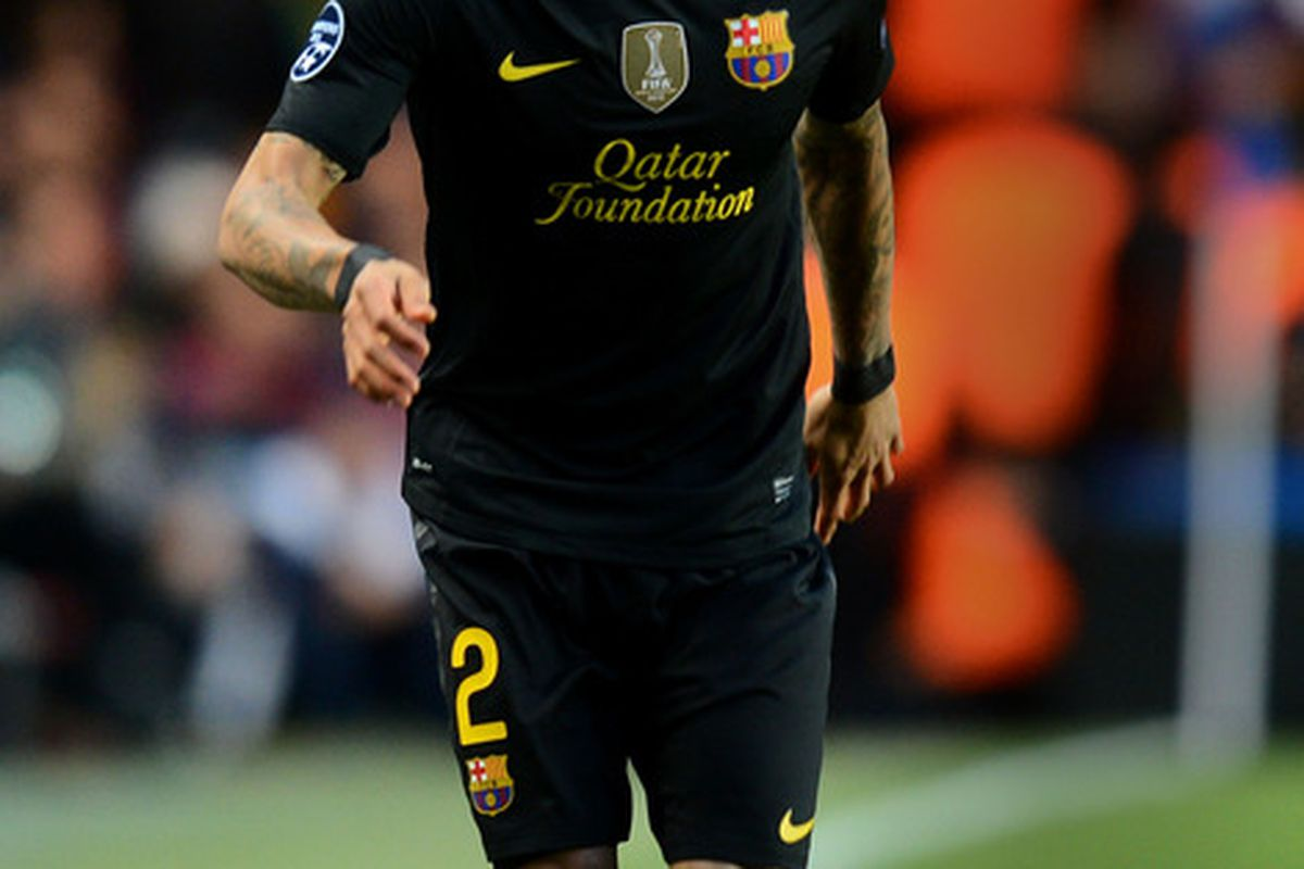 Alves wants to stay... I want him to stay too...