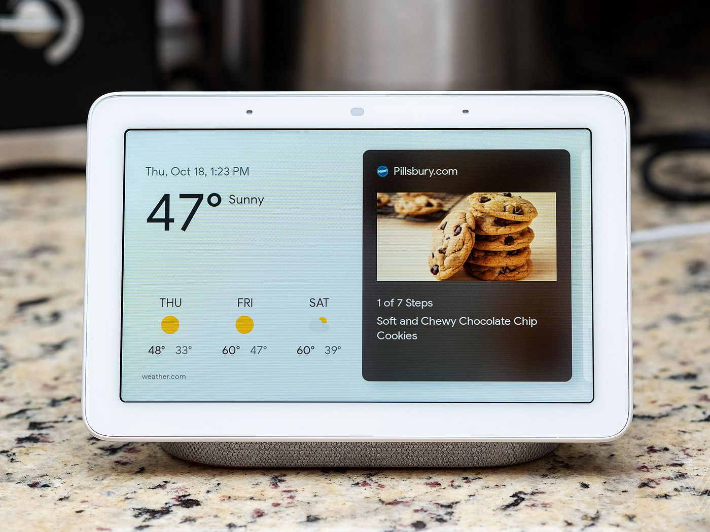 Google Nest Hub smart displays are buy one, get one free at Best Buy - The  Verge