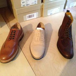 Dressy Shoes and Boots $120