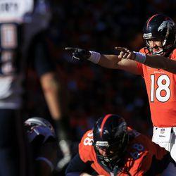 Third Quarter: 13-3 Broncos