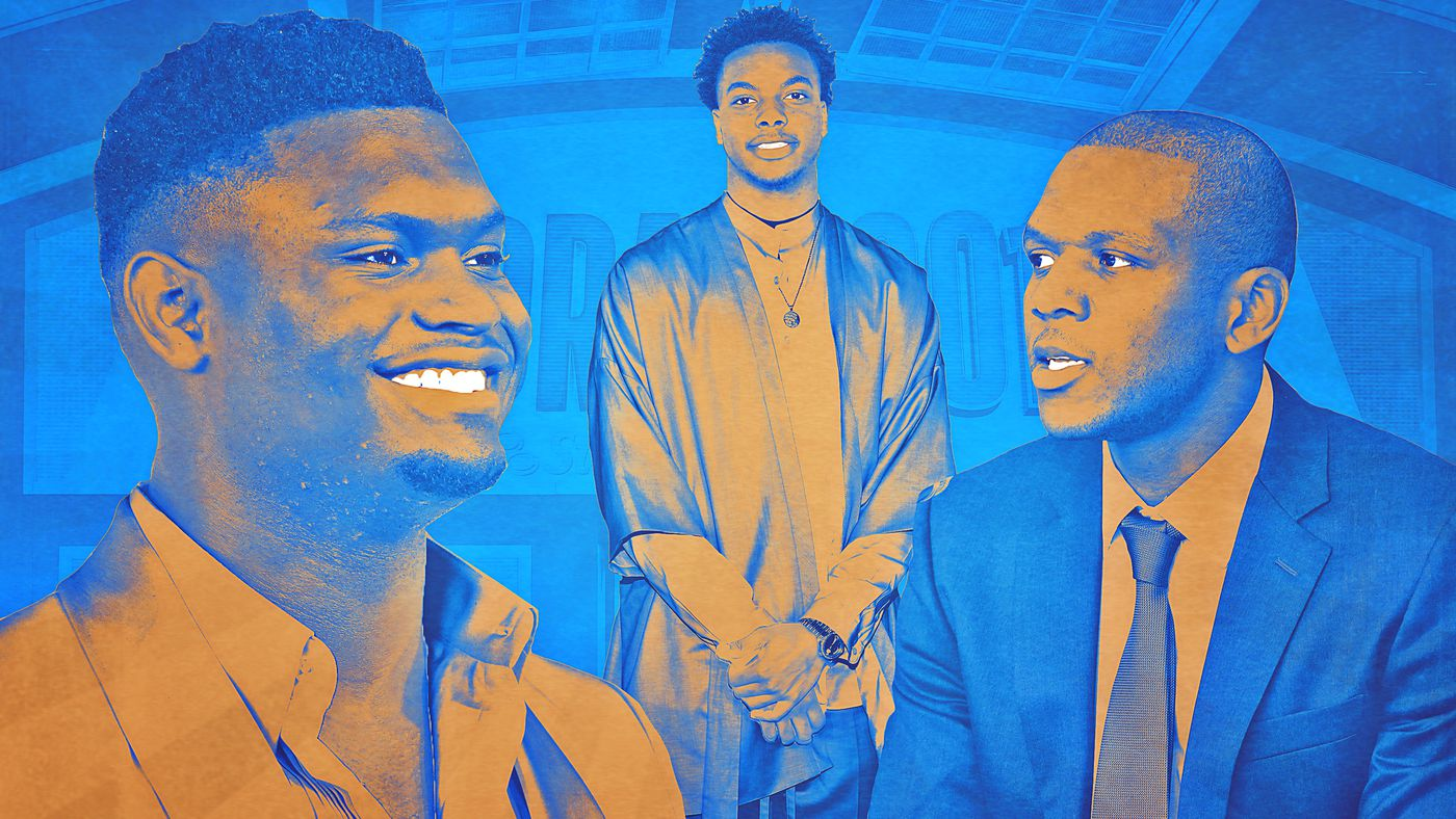 The Winners and Losers of the NBA Draft