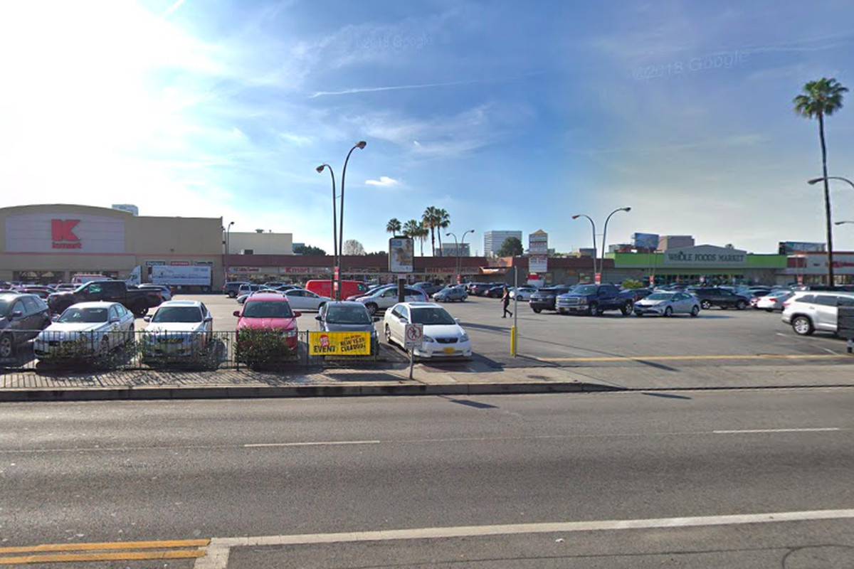 New mixed-user, renovations planned at Third Street Kmart/Whole ...