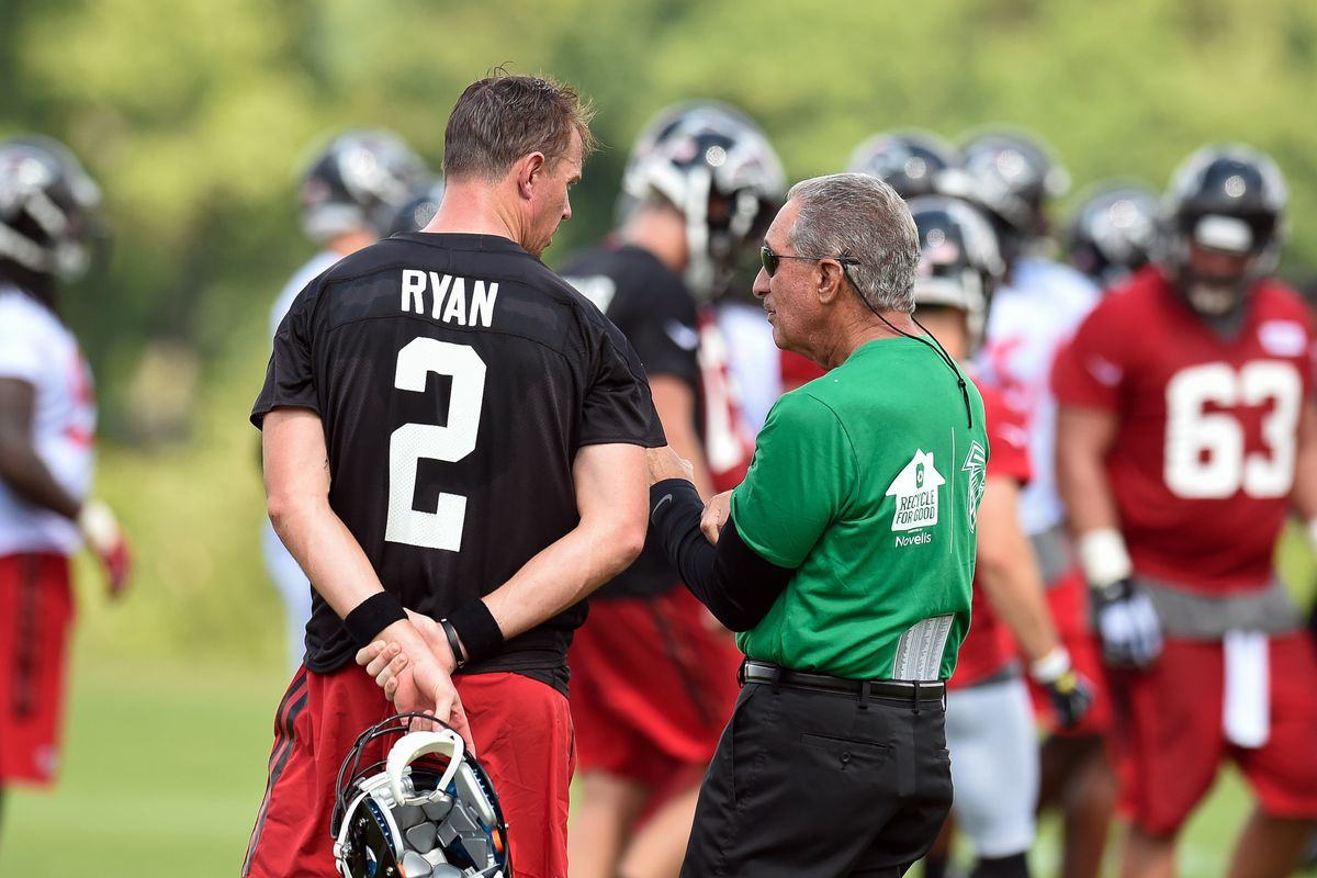 Image result for falcons training camp