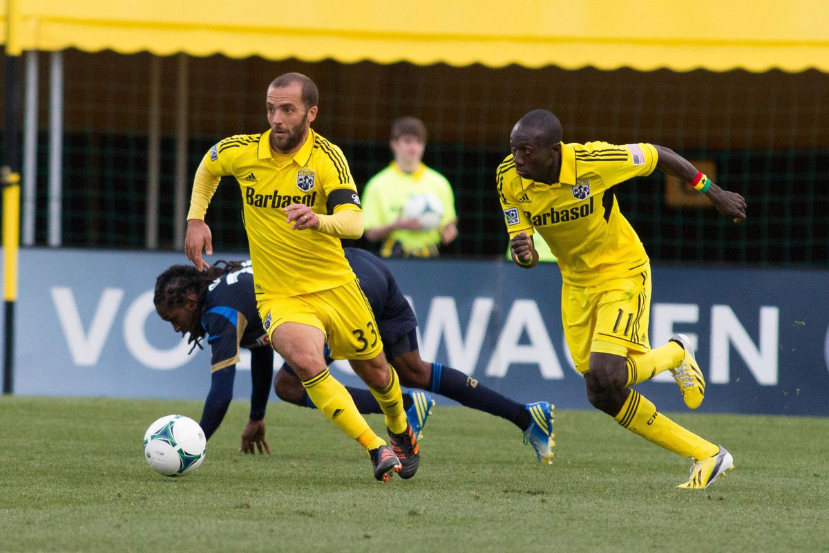 Columbus has stars in Federico Higuain and Dominic Oduro, but they need help.
