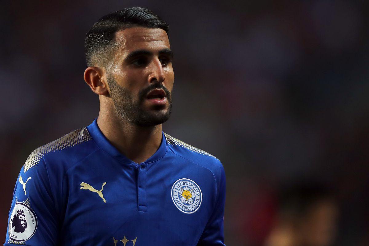 Tottenham keeping tabs on Leicester s Riyad Mahrez Cartilage