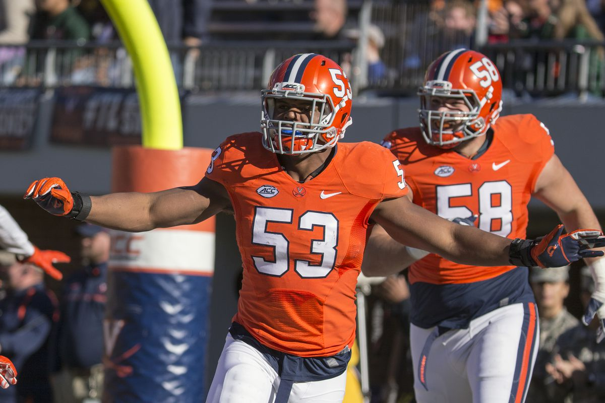 detailed look 4fb39 e5971 Micah Kiser explains why he's returning to Virginia Football ...