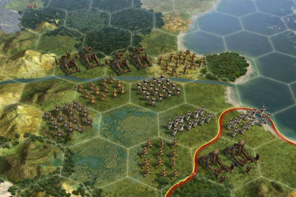 Civilization 5's Fall PC Patch grants restart ability