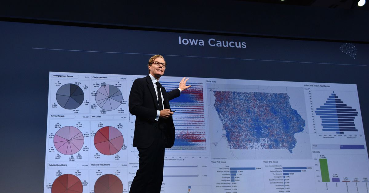 Cambridge Analytica, the shady data firm that might be a key Trump-Russia link, explained