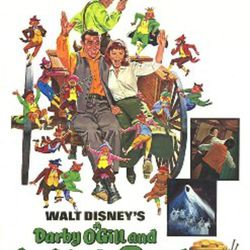 """""""Darby O'Gill and the Little People"""" is a film that takes place in Ireland."""