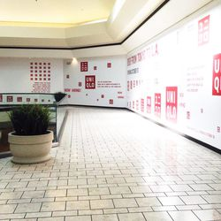 The 8th floor shop is so massive that it bleeds into the old food court's space. Are you ready, LA?
