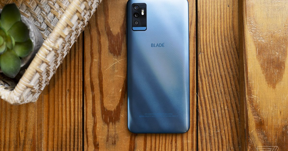 ZTE Blade 11 Prime review