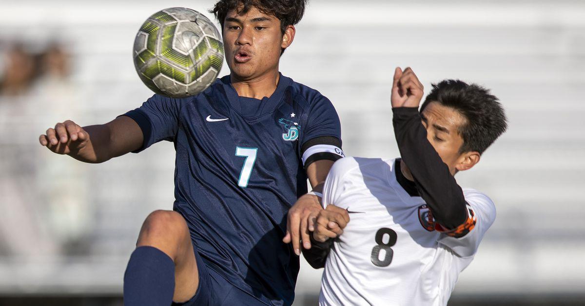 High school boys soccer: Deseret News 2021 4A all-state team