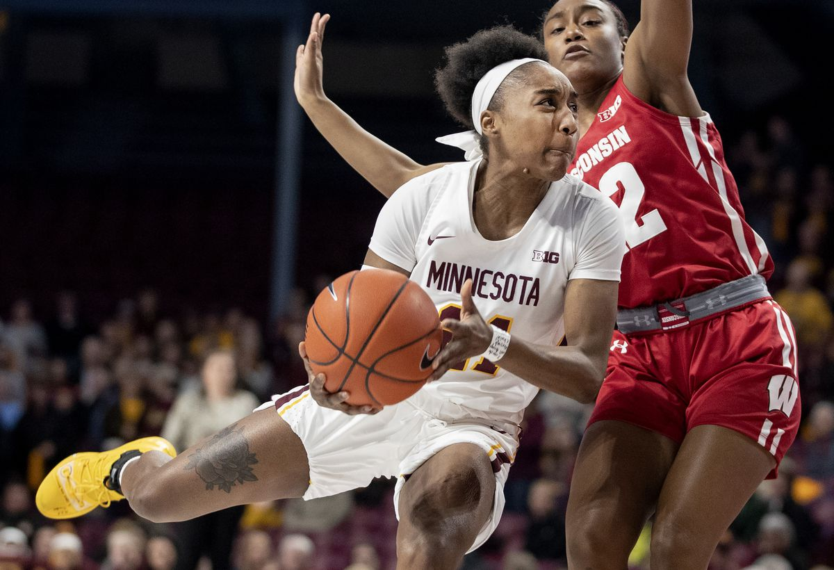 The border battle between the Minnesota Gophers and the Wisconsin Badgers with to Wisconsin