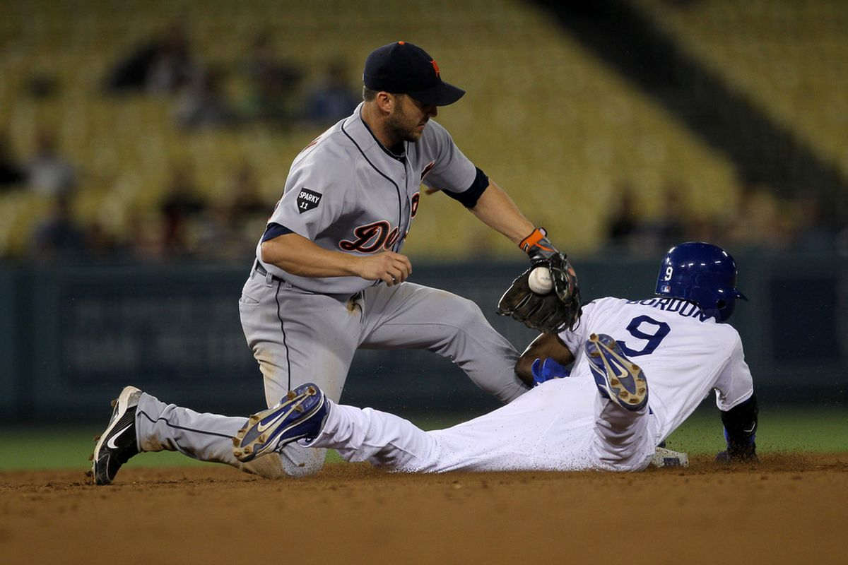 What should the Tigers do about struggling slugger Ryan Raburn and the second base problem?