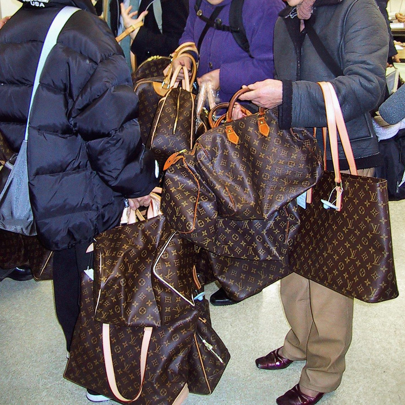 Louis Vuitton and Alibaba Team Up to Fight the Sale of Fakes