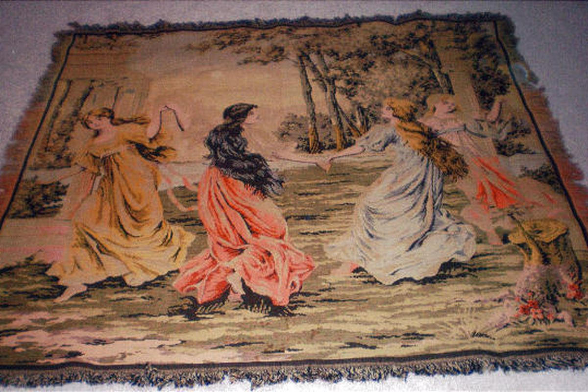 Treasures A Tapestry To Feel And See Deseret News