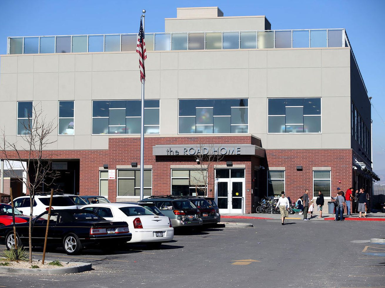 Arrest at Midvale family shelter prompts concerns about children's safety