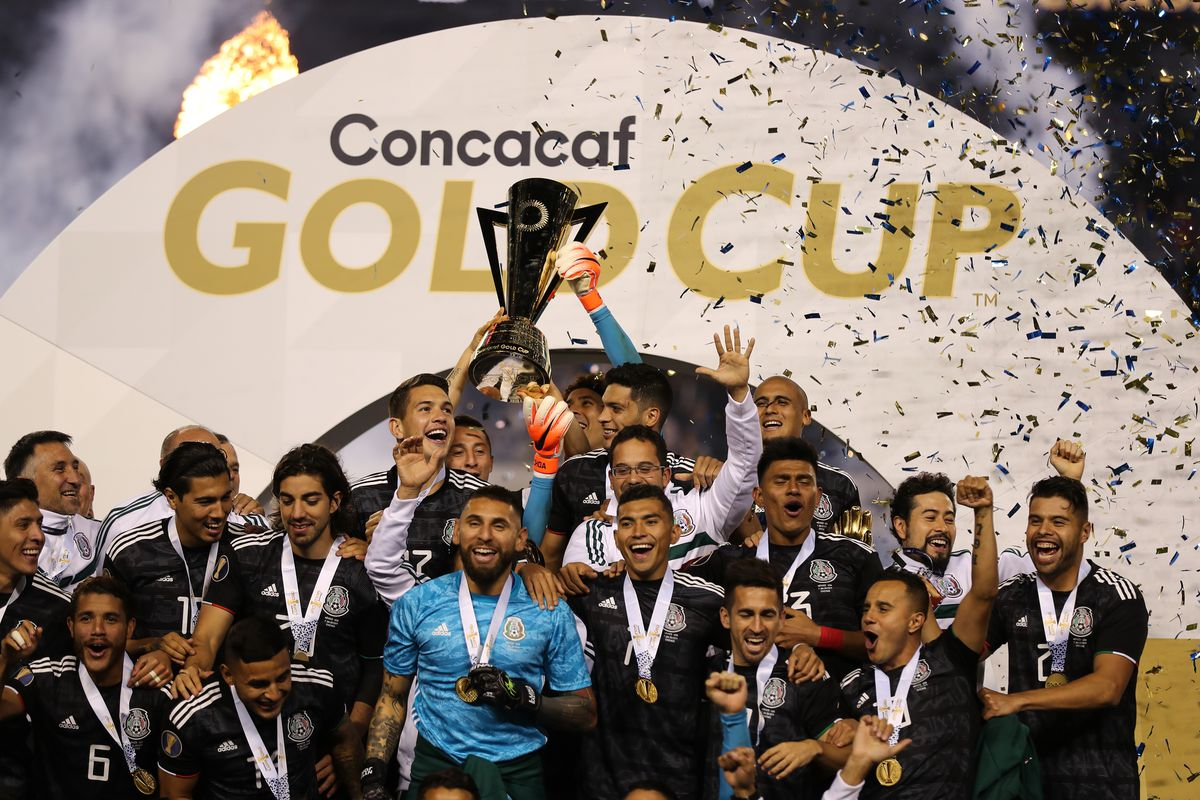 Mexico beat United States to clinch Gold Cup title