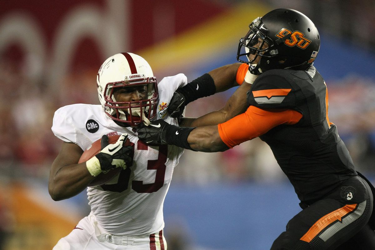 How good can Stepfan Taylor and the 2012 Cardinal be?