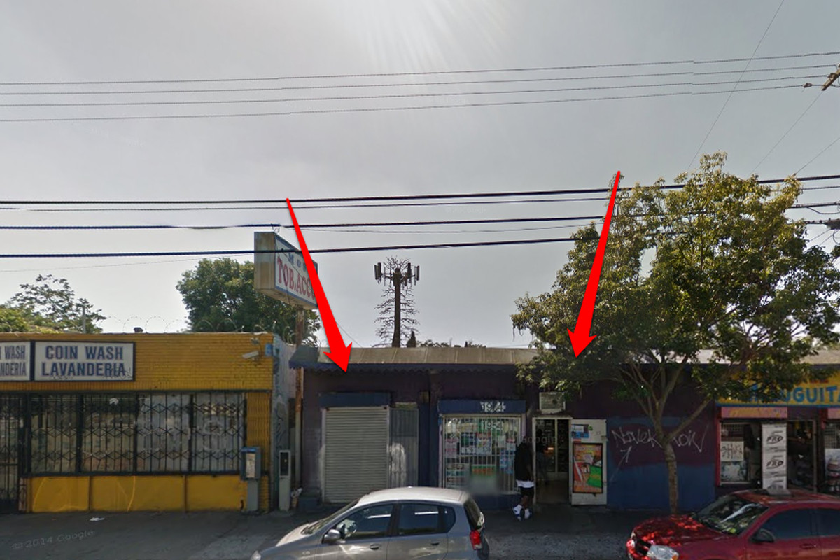 The Loco'L location in Watts