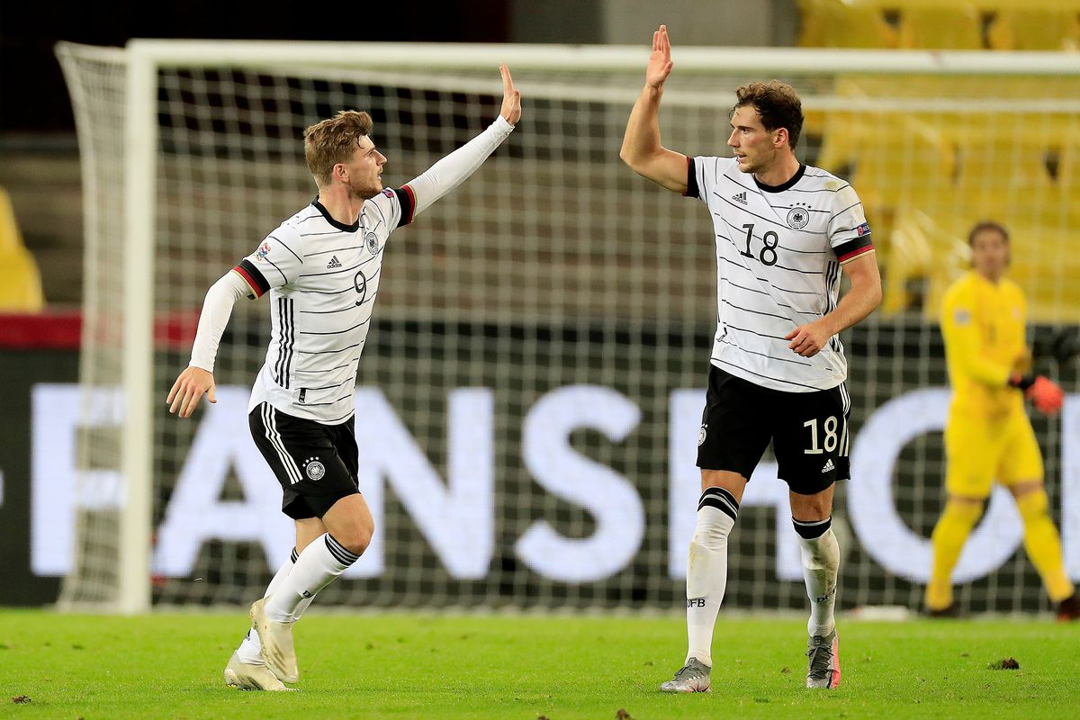 (SP)GERMANY-COLOGNE-UEFA-NATIONS LEAGUE-GERMANY VS SWITZERLAND