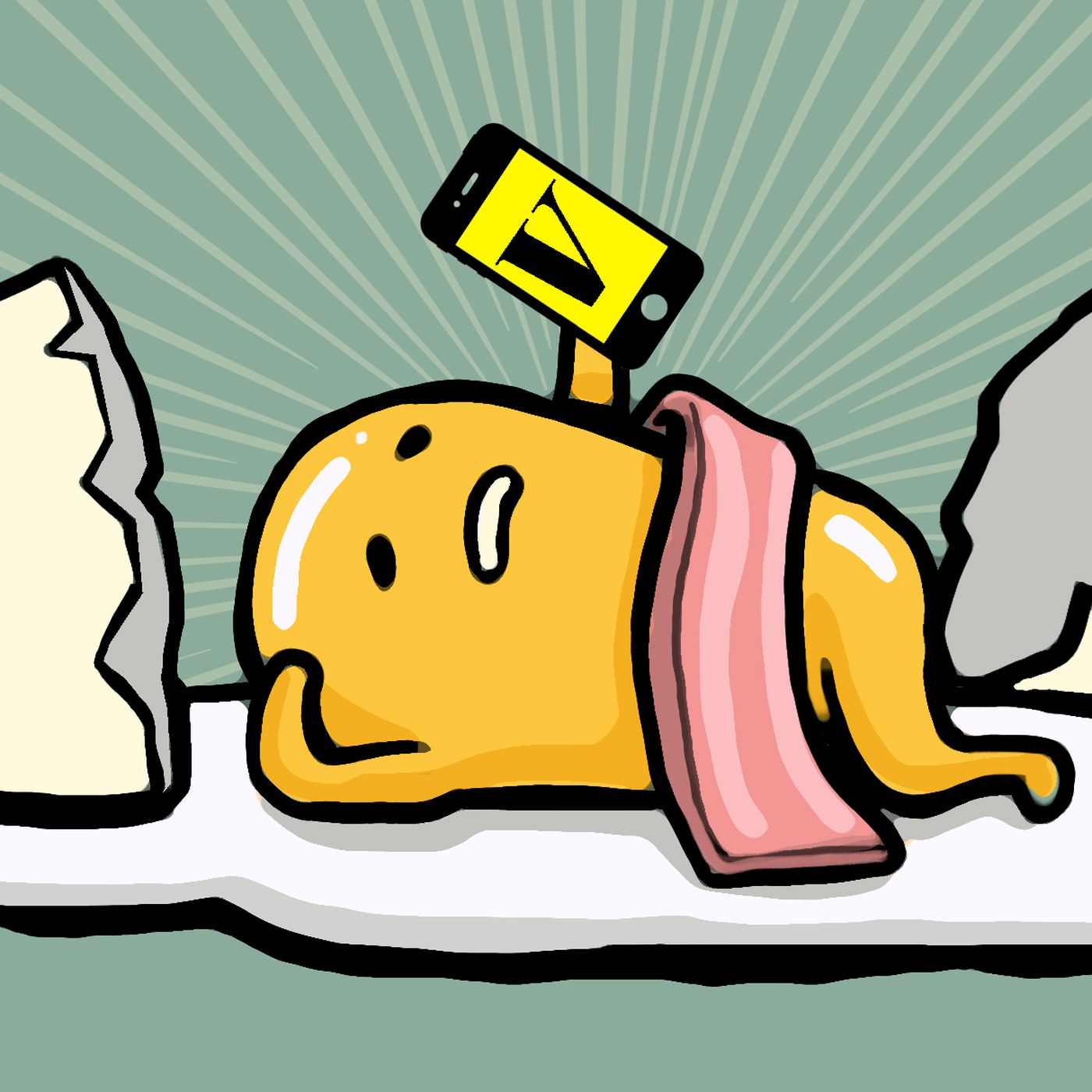 3242a6a79 How Gudetama, a lazy egg yolk with a butt, became an unstoppable cultural  phenomenon