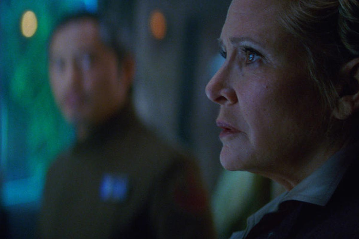Star Wars The Rise Of Skywalker What Will Happen To Leia Deseret News