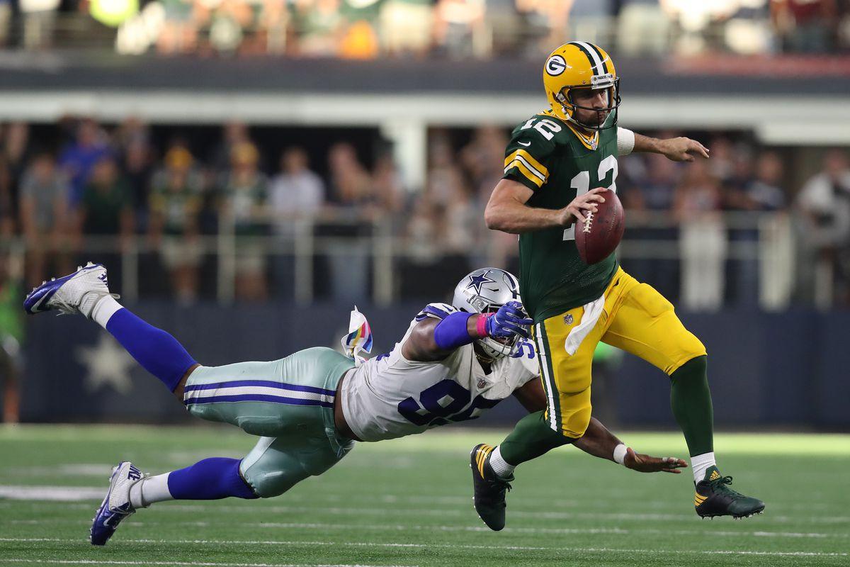 NFL: Green Bay Packers at Dallas Cowboys
