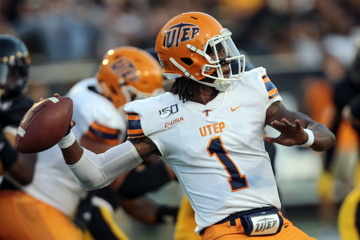 COLLEGE FOOTBALL: SEP 28 UTEP at Southern Miss
