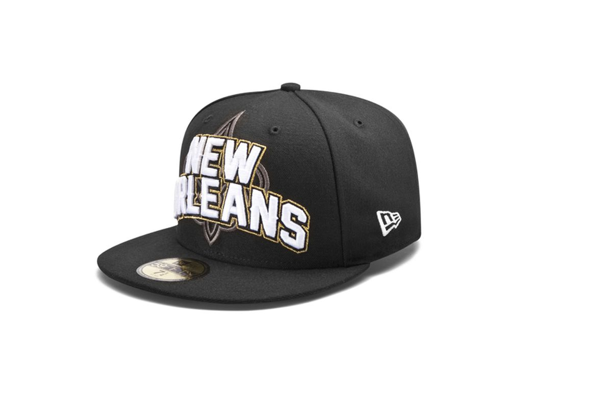 Saints 2012 NFL Draft Day Hats - Canal Street Chronicles 3e03d4e1f48