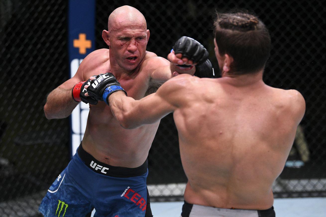 Donald Cerrone calls UFC Vegas 11 draw 'the worst performance I've ever had'