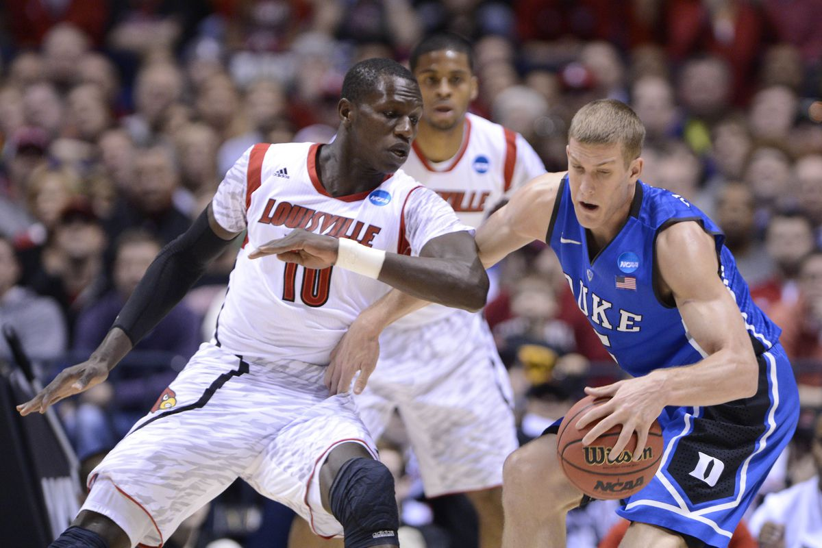 Gorgui Dieng and Mason Plumlee meet again. This time, it is in a battle to move on to the quarterfinals.