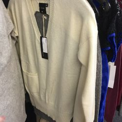 Yoon cashmere sweater, $39